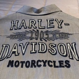 Harley-Davidson Blouse